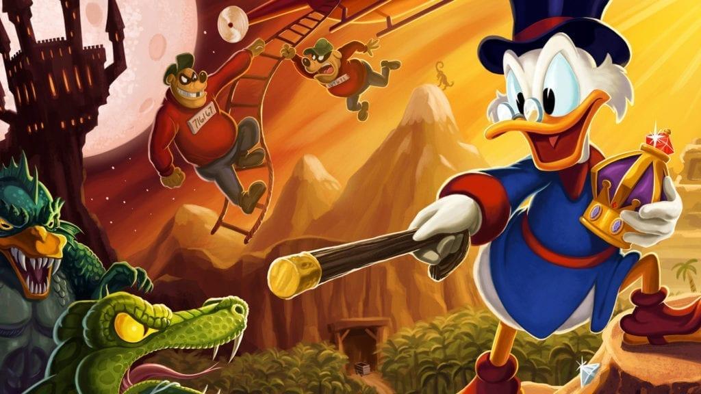 Ducktales Wooooo