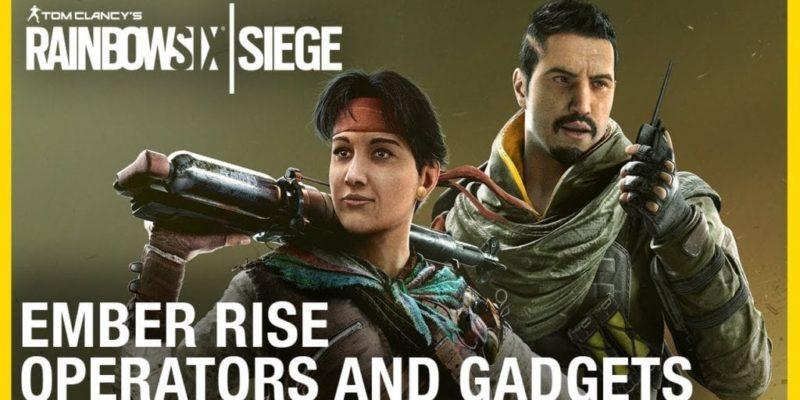 Rainbow Six Siege Ember Rise