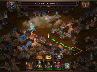 Sin Slayers: The First Sin Village