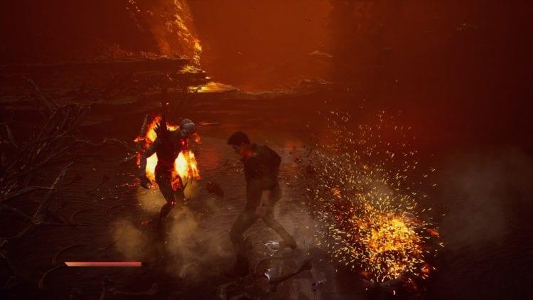 Devil's Hunt combat