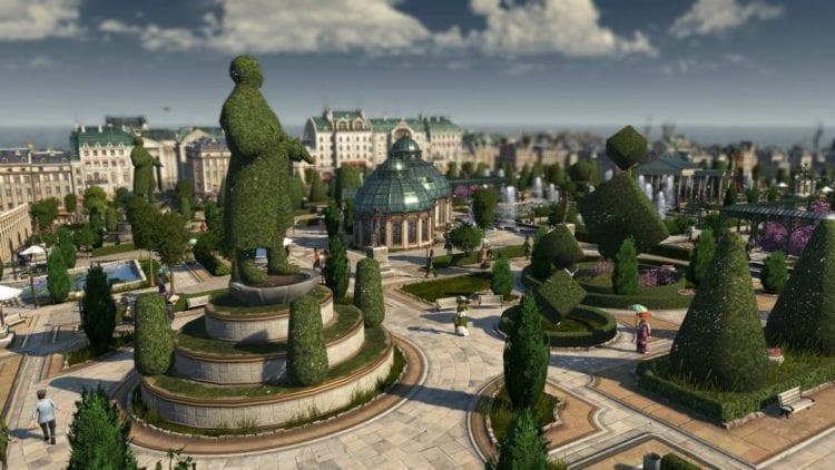 Anno 1800 Botanica Dlc Ubisoft