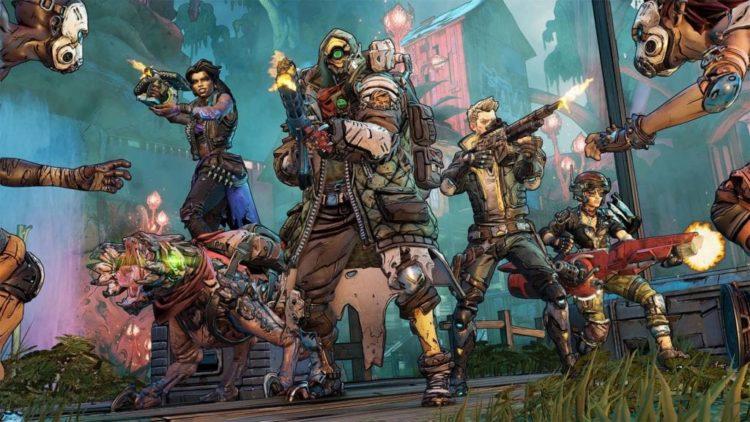 Borderlands 3 Vault Hunter fl4k patch bank