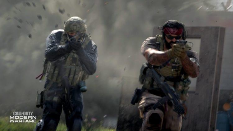 Call Of Duty Modern Warefare Spec Ops Survival Mode 1