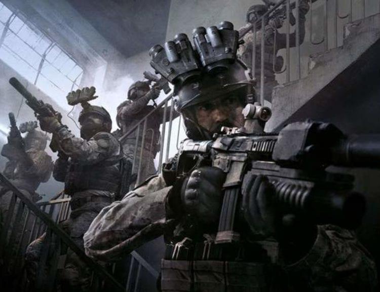 Call Of Duty Modern Warefare Spec Ops Survival Mode 2