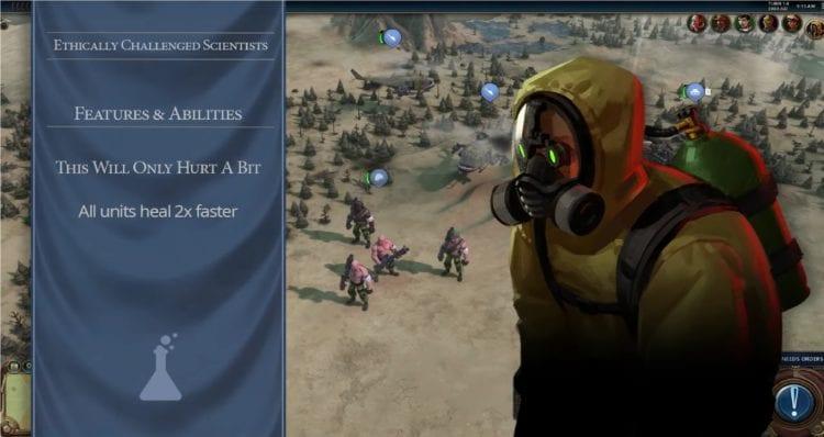 Civilization 6 Red Death Battle Royale September Update
