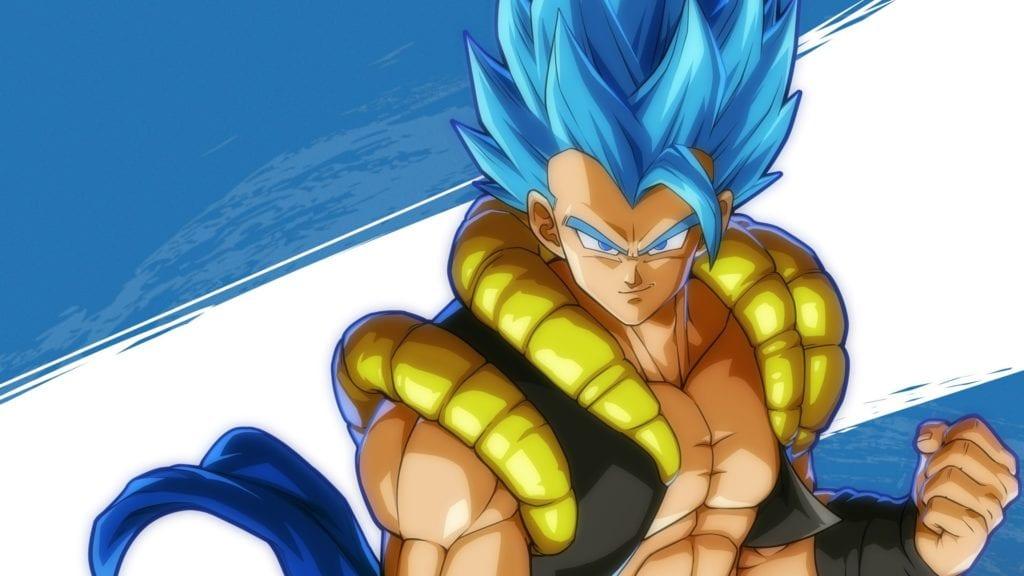 Dragon Ball FighterZ Gogeta Header