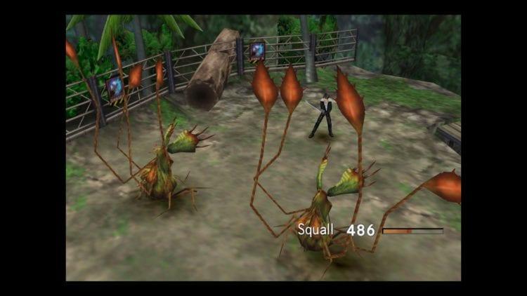 Final Fantasy 8 3