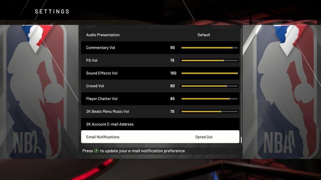 NBA 2K20 PC Technical Review: A