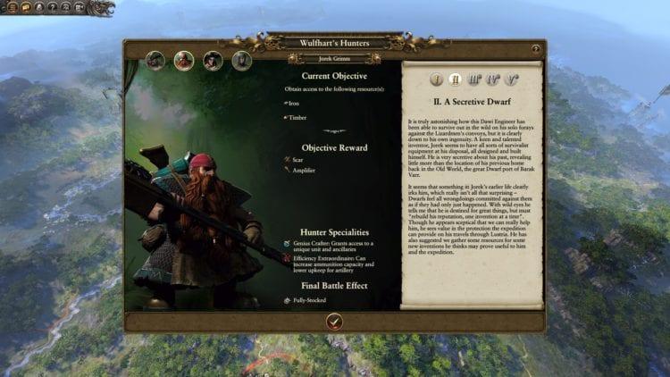 Legendary Hunters Jorek Grimm