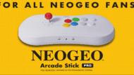 Neo Geo Arcade Stick Pro 001