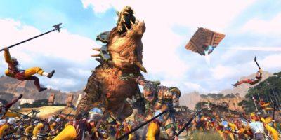 Nakai The Wanderer Total War Warhammer 2 Final Battle Dread Saurian