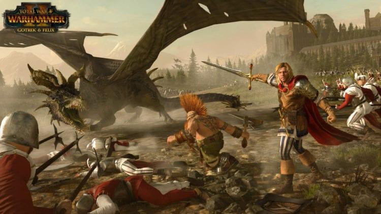 Old Friends Gotrek And Felix Dlc White Dwarf Total War Warhammer 2