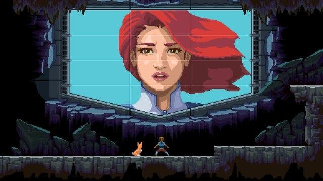Pixelated platformer Savior leaps onto Kickstarter