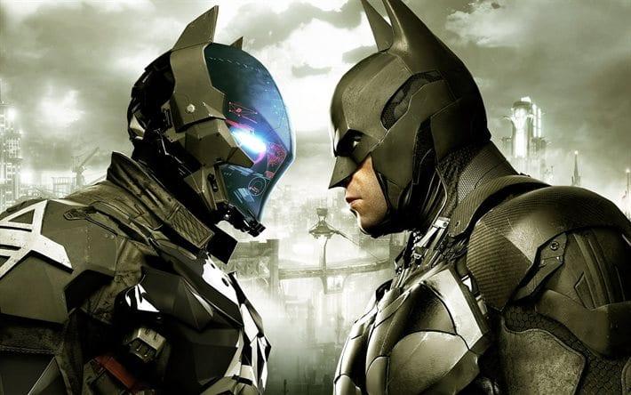 Rocksteady Batman 2