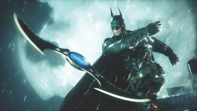 Rocksteady Batman