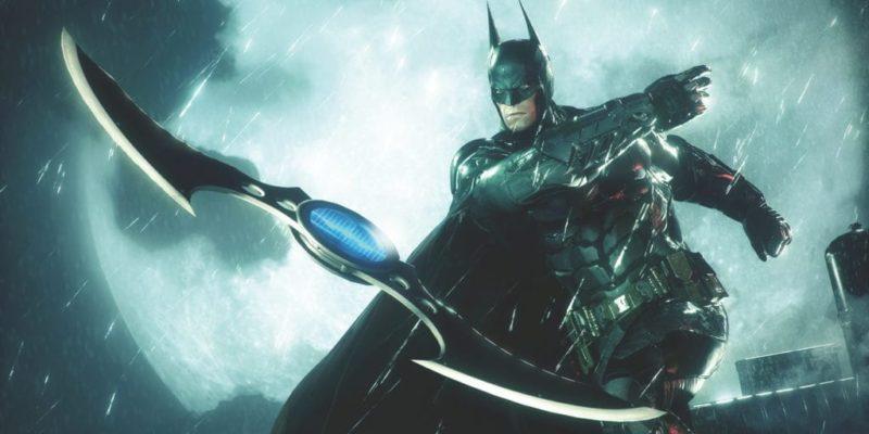 Batman arkham legacy rumored rumor