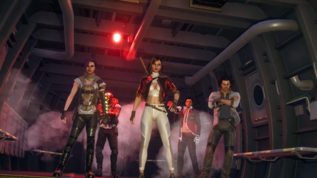 Rogue Company beta launch cross-play