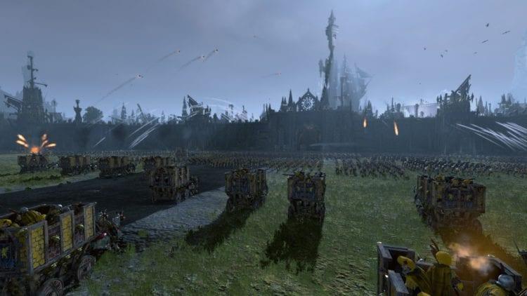 The Awakening Battle Vs Vampire Counts Quest