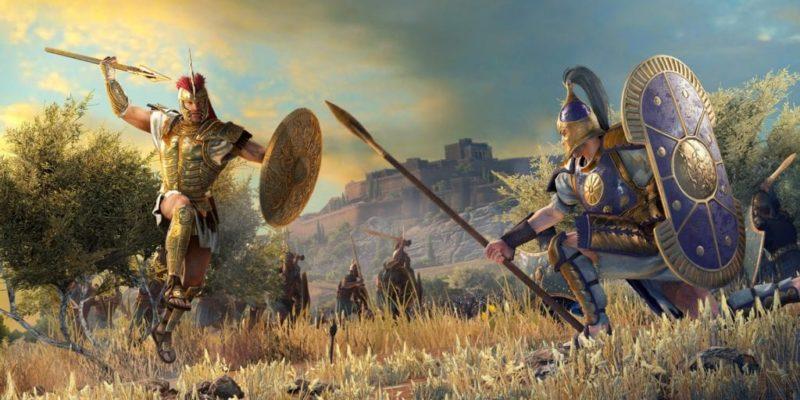 Total War Saga Troy Announcement