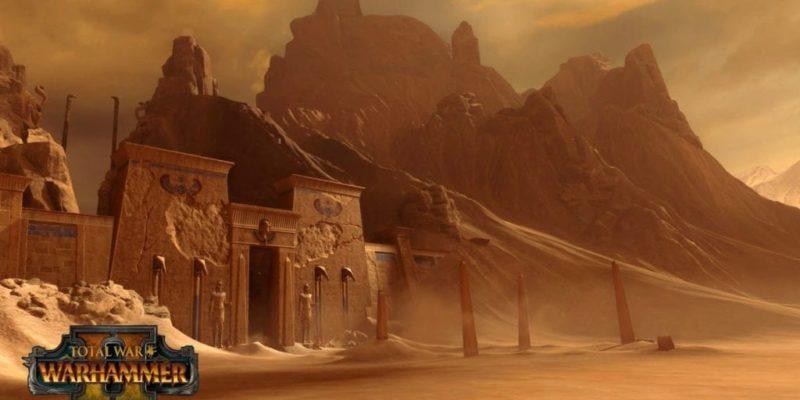 Total War Warhammer 2 Araby Three Kingdoms Nanman Campaign