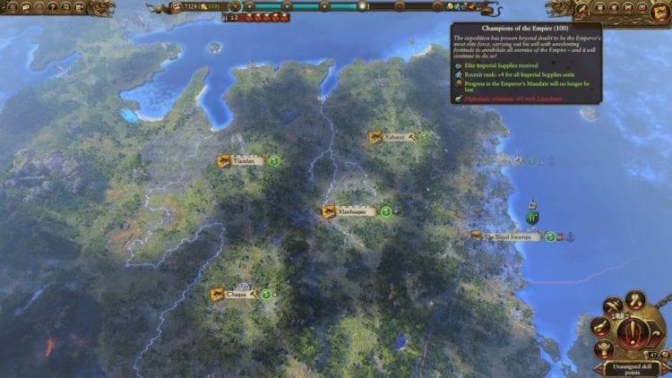 Total War: Warhammer 2 - Markus Wulfhart Campaign Guide | PC