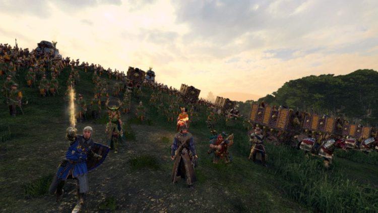 Total War Warhammer 2 Hunter And The Beast Dlc Markus Wulfhart Campaign Guide Legendary Hunters Ubersreik Four Vermintide