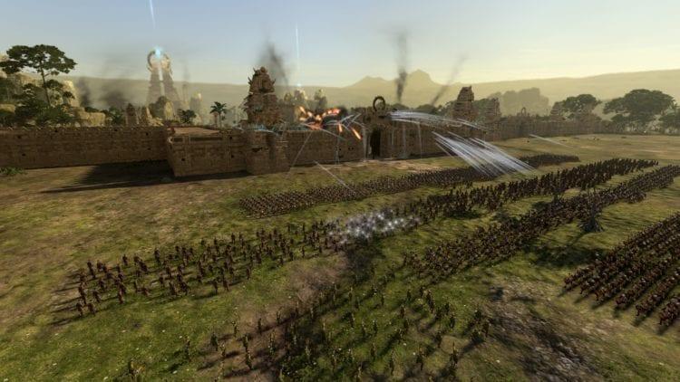 Total War Warhammer 2 Hunter And The Beast Dlc Markus Wulfhart Campaign Guide Lizardmen Siege