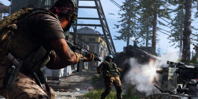 Call Of Duty Modern Warfare Beta crossplay