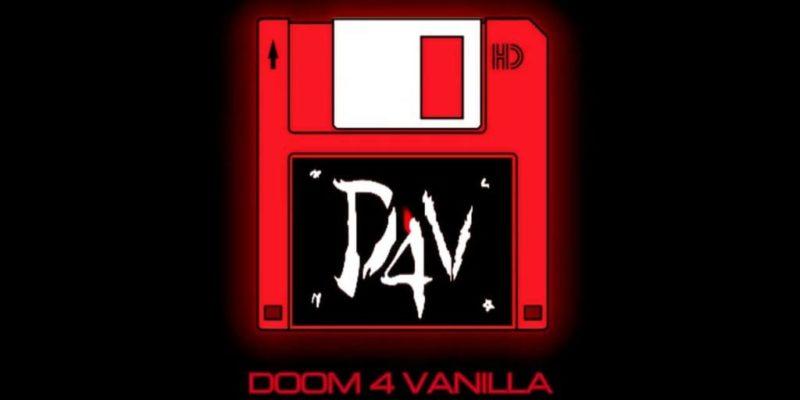 Play Through Doom 2016 Like It's 1993 With New 'doom 4 Vanilla' Mod