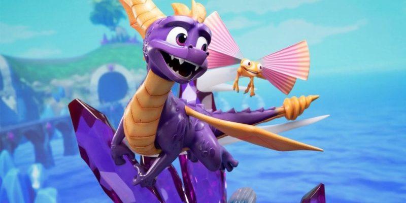 Spyro Feature