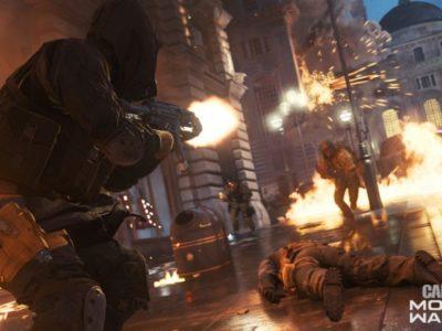 Call of Duty: Modern Warfare PC nerf hotfix aug