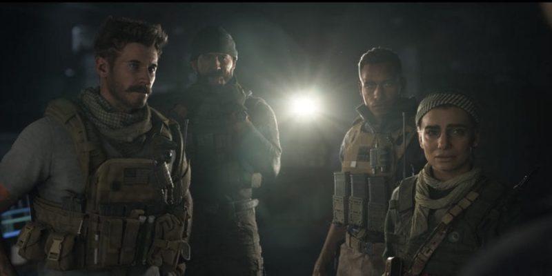 Modern Warfare Battle Pass