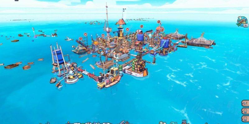 Flotsam City