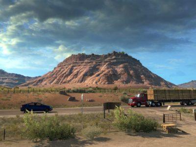 American Truck Simulator Utah Promo 1