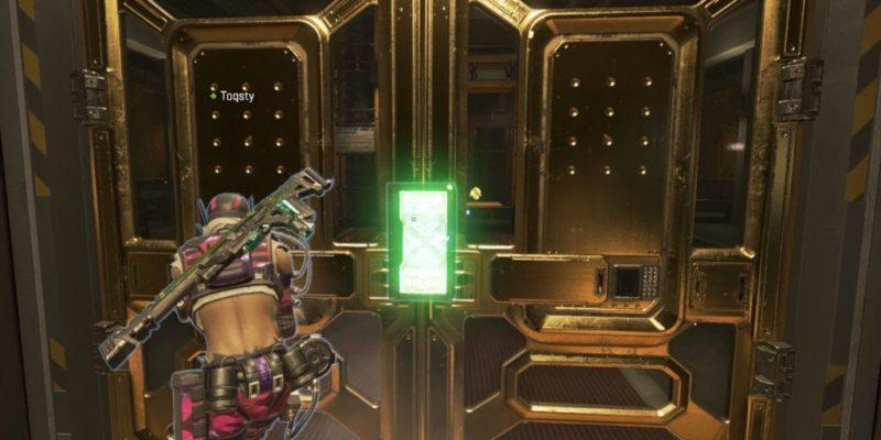 Apex Legends Vault Open