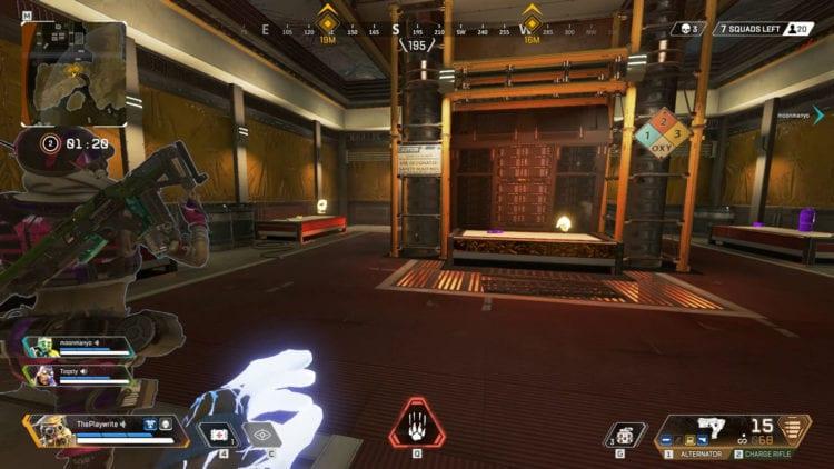 Apex Legends Loot Inside The Vault