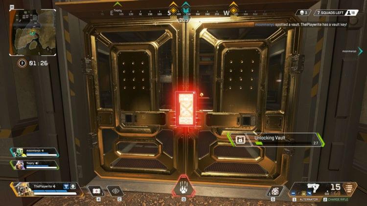Apex Legends Opening The Vault