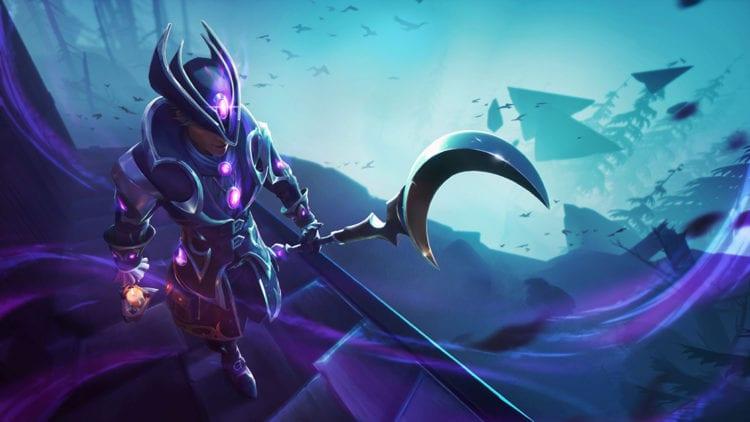 Dauntless Haunted Shadows Ultra Armor