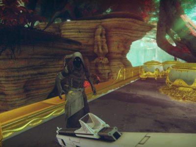 Destiny 2 New Light Shadowkeep Xur Exotics
