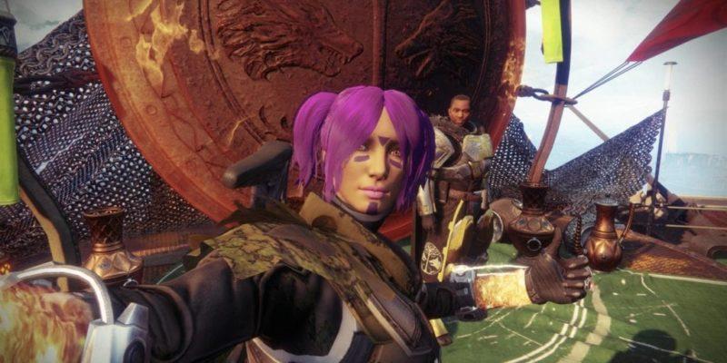 Destiny 2 Shadowkeep Iron Banner Season Of The Undying Pinnacle Rewards Feat