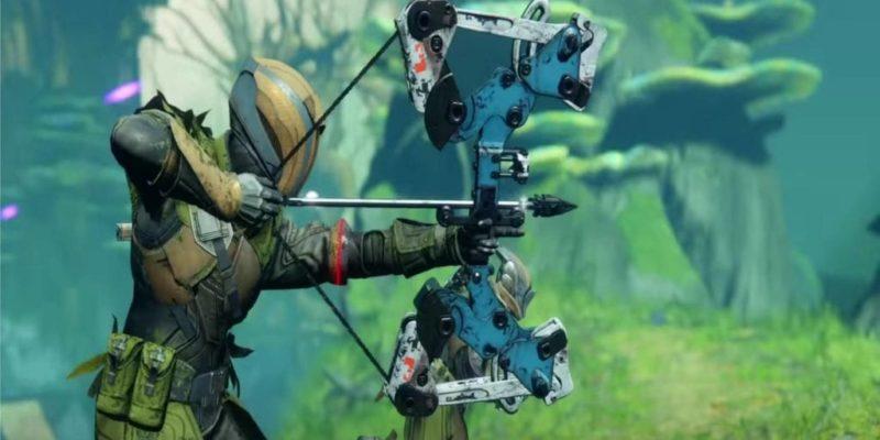 Destiny 2 Shadowkeep Leviathan's Breath Exotic Bow Guide