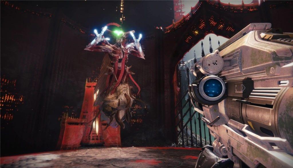 Destiny 2 Shadowkeep Review Not Quite Forsaken Pc Invasion