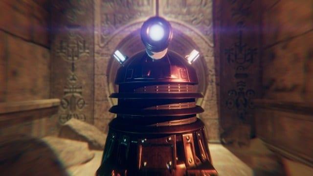 Doctor Who Dalek Nightmare