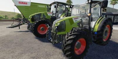 Farming Simulator 19 Pc Platinum Expansion Claas Family At Shop 2
