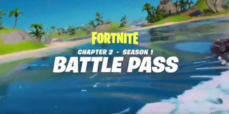 Fortnite Chapter 2 Battle Pass Trailer Leak