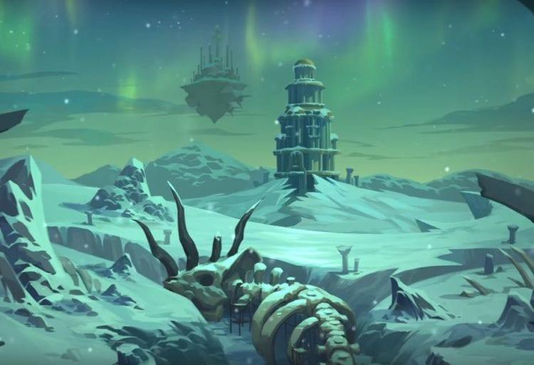 Hearthstone Choose Wisely Expansion Teaser Trailer Blizzcon Dragonblight Wyrmrest Temple