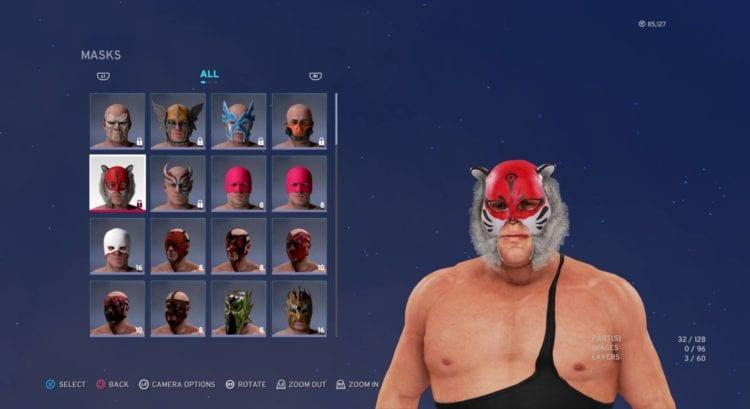R Masks Caw