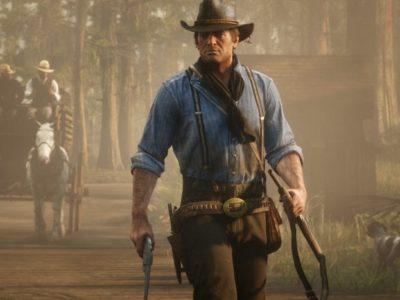 Red Dead Redemption 2 preload