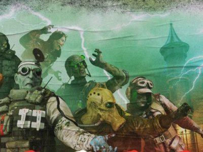 Rainbow Six Siege Doktor's Curse