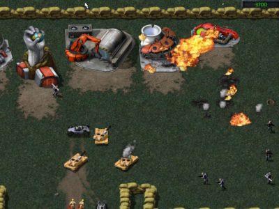 Command & Conquer Remaster